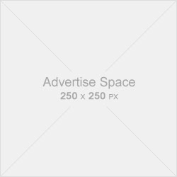 Ad Space 250 x 250 px